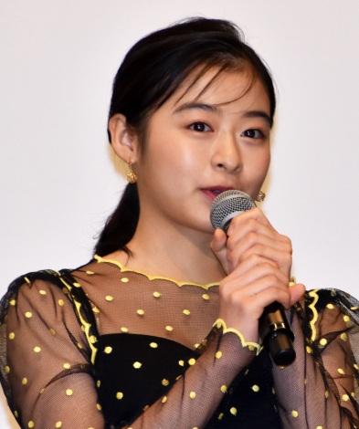 『461個のおべんとう』の公開記念舞台あいさつに出席した森七菜 (C)ORICON NewS inc.