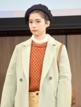 『SHIBUYA SCRAMBLE FESTIVAL 2020 Produced by anan』公開スタイリングで変身した佐久間由衣 (C)ORICON NewS inc.