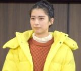 『SHIBUYA SCRAMBLE FESTIVAL 2020 Produced by anan』に登場した佐久間由衣 (C)ORICON NewS inc.