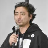 映画『ゾッキ』の舞台あいさつに登壇した山田孝之 (C)ORICON NewS inc.