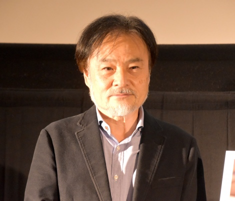 映画『空に住む』の公開記念トークイベントに登壇した黒沢清監督 (C)ORICON NewS inc.