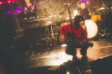 新曲「スーパーガール」を12月16日に新曲「スーパーガール」をAmazon Music限定で配信することも予告 Photo by 鈴木友莉