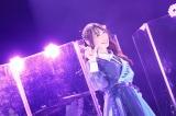 第1子妊娠を公表した水樹奈々が今年初の単独ライブ『NANA ACOUSTIC ONLINE』を開催 Photo by MASA