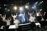 今年初ライブ&自身初のオンラインライブをアコースティック編成で行った水樹奈々 Photo by MASA