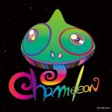 現代美術家・村上隆氏がデザイン End of the Worldの1stアルバム『Chameleon』ジャケットアートワーク