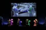 TVアニメ『宝石商リチャード氏の謎鑑定』スペシャルイベントに登場した(左から)松風雅也、櫻井孝宏、内田雄馬、井口祐一