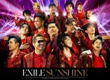 EXILE ATSUSHIラスト参加シングル「SUNSHINE」(写真は豪華盤ジャケット)