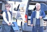 『車中HACK BOOT CAMP』発表会に出席した(左から)西村瑞樹、水野裕子 (C)ORICON NewS inc.