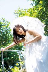 モーニング娘。'20の北川莉央のファースト写真集『First Time』誌面カット