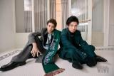『ViVi』2021年1月号に登場するKing & Princeの(左から)岸優太、神宮寺勇太