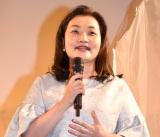 映画『ミセス・ノイズィ』完成披露舞台あいさつに出席した大高洋子 (C)ORICON NewS inc.