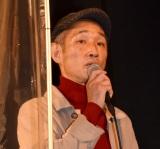 映画『ミセス・ノイズィ』完成披露舞台あいさつに出席した宮崎太一 (C)ORICON NewS inc.