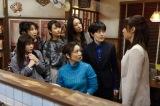 新たに仲間に加わった照井七菜(広瀬アリス)にヒヤヒヤ(C)テレビ朝日