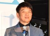 オリジナルアニメーション映画『君は彼方』ジャパンプレミアに出席したTKO・木本武宏 (C)ORICON NewS inc.