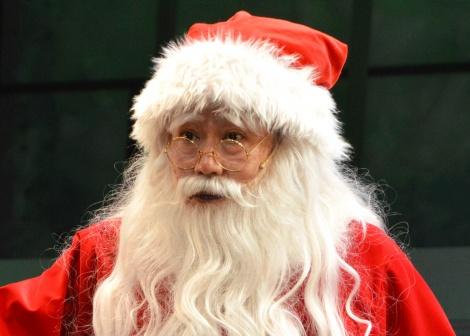 ファンタジッククリスマスミュージカル『ELF The Musical』開幕直前取材に登壇したコング桑田 (C)ORICON NewS inc.