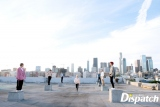 BTS『BEHIND THE SCENE』(C)Dispatch