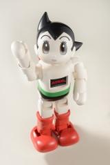 石巻市の市庁舎で、職員や市民から親しまれるロボットATOM (C)TEZUKAPRO/KODANSHA