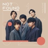Sexy Zone「NOT FOUND」(Top J Records/11月4日発売)