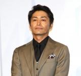 映画『ホテルローヤル』初日舞台あいさつに登場した安田顕 (C)ORICON NewS inc.