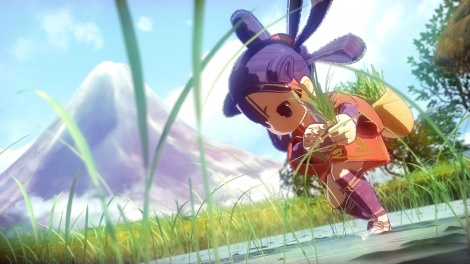 ゲーム『天穂のサクナヒメ』のプレイ画像 (C)2020 Edelweiss. Licensed to and published by XSEED Games / Marvelous USA, Inc. and Marvelous, Inc.