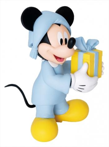 ミッキー&フレンズシリーズ(ミッキーマウス)『DISNEY クリスマスオーナメントくじ2020』(C) Disney (C) Disney. Based on the