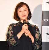 映画『家なき子 希望の歌声』のトークショーに出席した山口もえ (C)ORICON NewS inc.