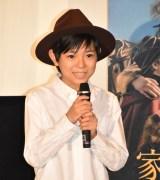 映画『家なき子 希望の歌声』のトークショーに出席した熊谷俊輝 (C)ORICON NewS inc.