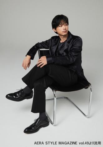 『アエラスタイルマガジンvol.49』に登場する吉沢亮