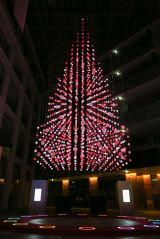 「KITTE(キッテ)」のクリスマスツリー