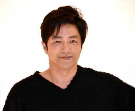 陰陽師役で伝えたい事を明かした大沢たかお (C)ORICON NewS inc.