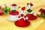 『自由が丘スイーツフォレスト2020』3Dシュガーケーキ〜シルバニアファミリークリスマス2020〜