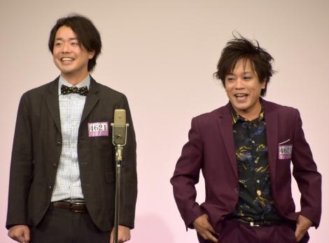 『M-1グランプリ2020』準々決勝に登場したぺこぱ (C)ORICON NewS inc.