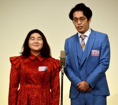 『M-1グランプリ2020』準々決勝に登場したゆにばーす (C)ORICON NewS inc.