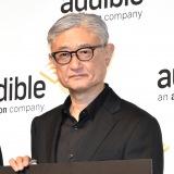 『Amazon Audible』のプレス向け戦略発表会に参加した堤幸彦 (C)ORICON NewS inc.