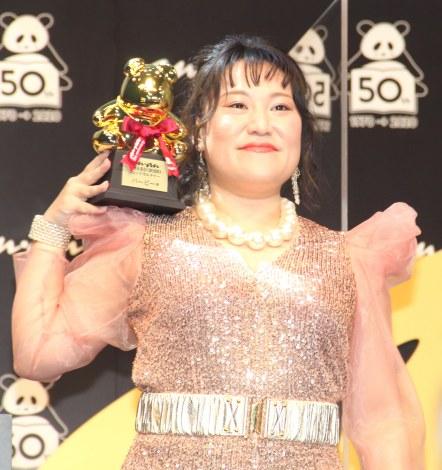 『anan AWARD』第2弾授賞式に登場したフォーリンラブ・バービー (C)ORICON NewS inc.