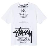 「Stussy 40th Anniversary World Tourコレクション」Takahiro Miyashita フロント