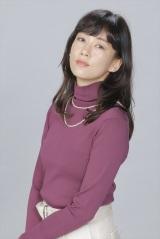 BSテレ東「土曜ドラマ9」枠で放送、『ナイルパーチの女子会』(2021年1月スタート)志村栄利子役で出演する水川あさみ