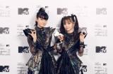 「Best Album of the Year」を受賞したBABYMETAL(C)田中聖太郎