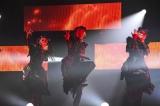 『MTV VMAJ 2020 -THE LIVE-』に出演したBABYMETAL(C)岸田哲平