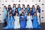 「Best Choreography」を受賞した日向坂46(C)田中聖太郎