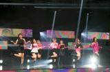 『MTV VMAJ 2020 -THE LIVE-』に出演したNiziU(C)岸田哲平