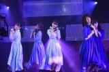 『MTV VMAJ 2020 -THE LIVE-』に出演した日向坂46(C)岸田哲平