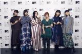 『MTV VMAJ 2020 -THE LIVE-』に出演したBiSH(C)田中聖太郎