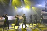 『MTV VMAJ 2020 -THE LIVE-』に出演したBiSH(C)岸田哲平