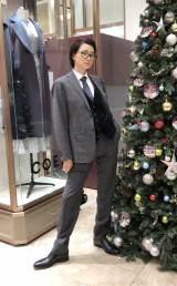 """「イケメンすぎる!」と反響の""""ヨン太郎"""""""