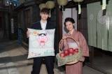 『エール』窪田正孝から『おちょやん』杉咲花へバトンタッチ (C)NHK