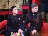 「有吉ジャポン」に出演したレスリー・キー、ジョシュア