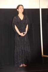 映画『泣く子はいねぇが』の特別上映会に出席した吉岡里帆 (C)ORICON NewS inc.