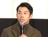 映画『泣く子はいねぇが』の特別上映会に出席した仲野太賀 (C)ORICON NewS inc.