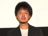 映画『泣く子はいねぇが』の特別上映会に出席した佐藤快磨監督 (C)ORICON NewS inc.